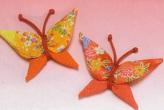 キット・雅びつるし飾り単品・蝶々