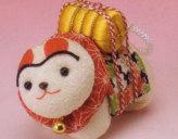 キット・雅びつるし飾り単品・犬張子