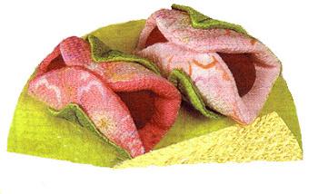 キット・ちりめん手芸 満開桜餅