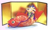 キット・鯉のり金太