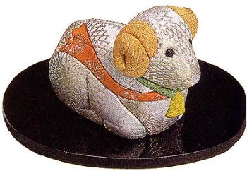 木目込人形キット・十二支・未