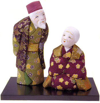 木目込人形キット・円満ご長寿