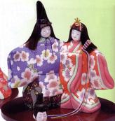 キット・木目込人形・立ひな・初桜
