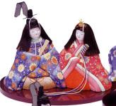 キット・木目込人形・親王飾・ほのかびな