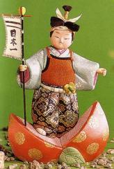 キット・木目込人形 桃太郎