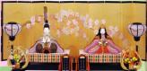 木目込人形キット・親王飾・都桜