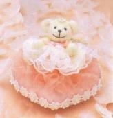 キット・ハートのリングピロー(ピンク)