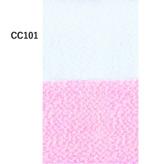 つまみ細工用 ちりめんカット布 2.5cm角(無地2色×各20枚)
