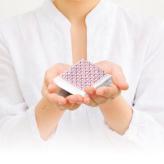 刺し子キット ハンカチiine/イーネ 麻の葉