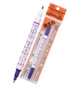 水性チャコペン・チャコエースII(紫)