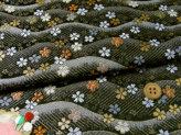 金らん・波間の桜(黒)