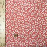 ちりめん生地・桜の夢(ピンク)
