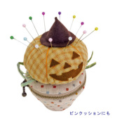 ハロウィン手作りキット・ハッピーパンプキン(イエロー)