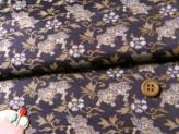 裂地・牡丹唐獅子(古代紫)