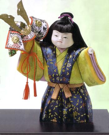 木目込五月人形キット・かぶと