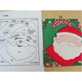 押絵キット・月々の彩「12月聖夜の想い出」