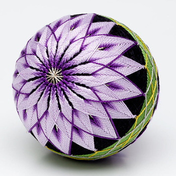 手まりキット・古典菊