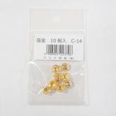座金 花型(花座) 直径0.8cm