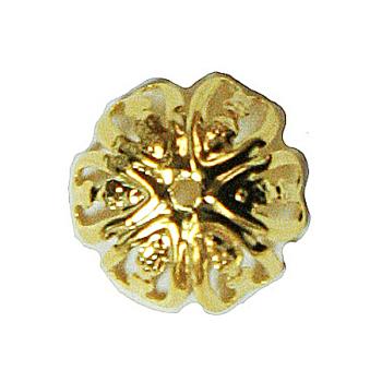 座金 花型(花座) 直径1.3cm