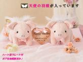 ウェルカムドールキット・エンジェルぶーちゃん(ピンク)