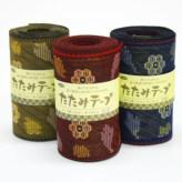 たたみテープ柄物(花柄)・2m巻