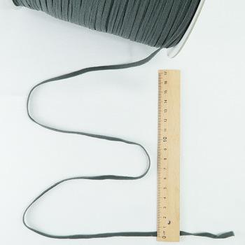 マスク用ゴムの代用にも!ウーリースピンテープ(4m) グレー